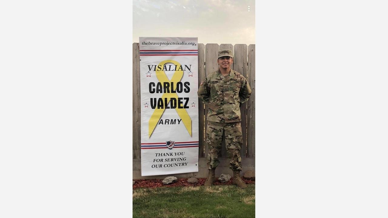More service members to be honored with banners in Visalia