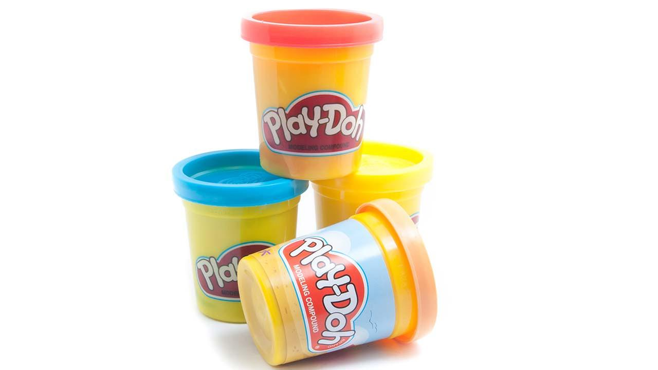 Hasbro has trademarked the scent of Play-doh. (SHUTTERSTOCK)