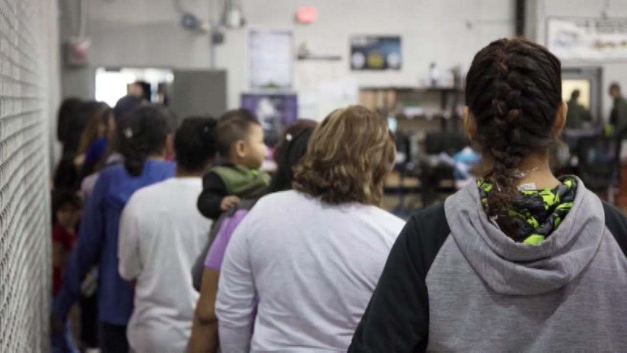Houston immigration center