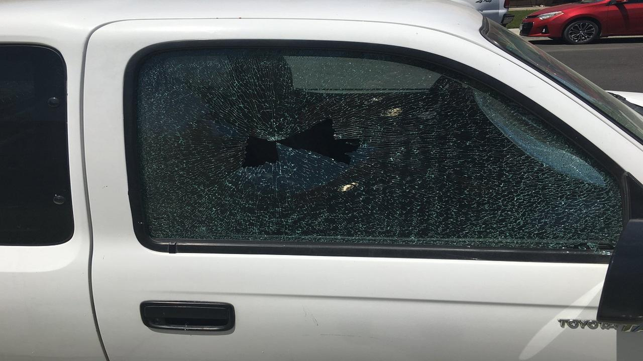 Los Banos Police search for vandals with BB gun who may have targeted vehicles