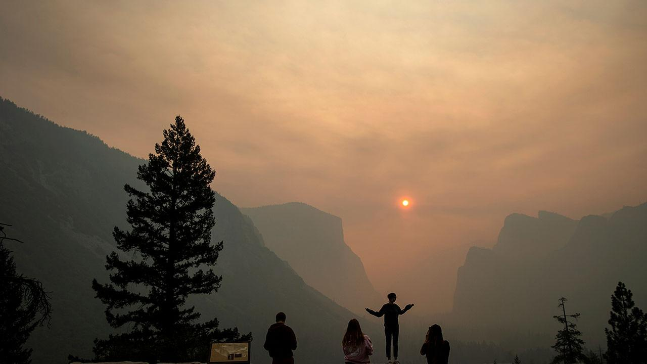 Evacuation orders for Yosemite West lifted