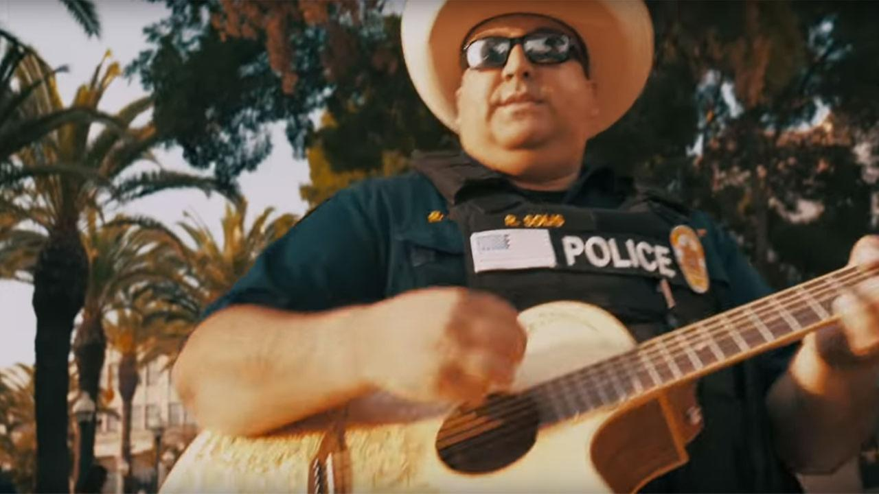 Merced Police Department takes on lip sync challenge