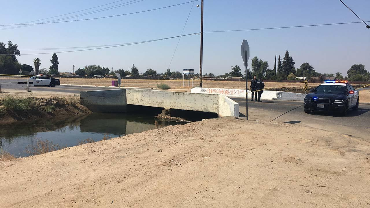 Body of man recovered from Southwest Fresno canal