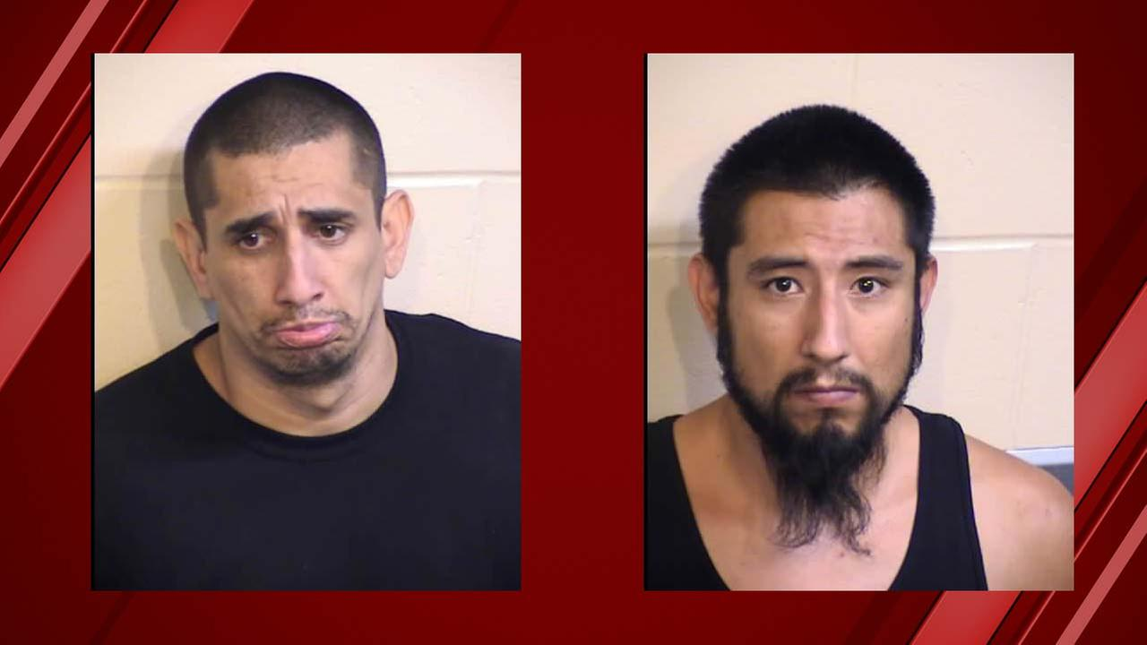 2 men arrested for attempting to steal riding lawn mower in Fresno County