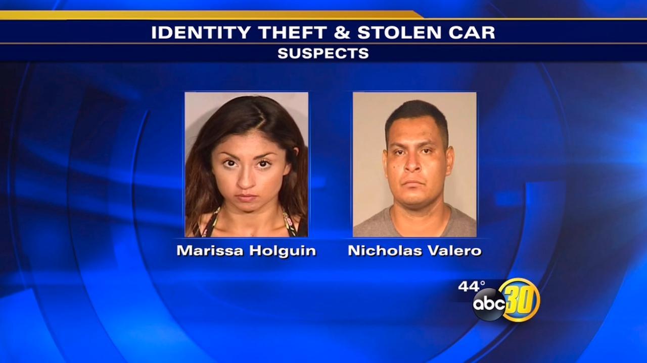 NW Fresno ID theft