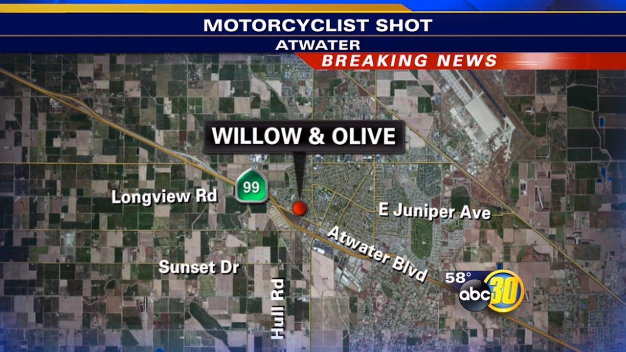 Atwater shooting sends man to hospital
