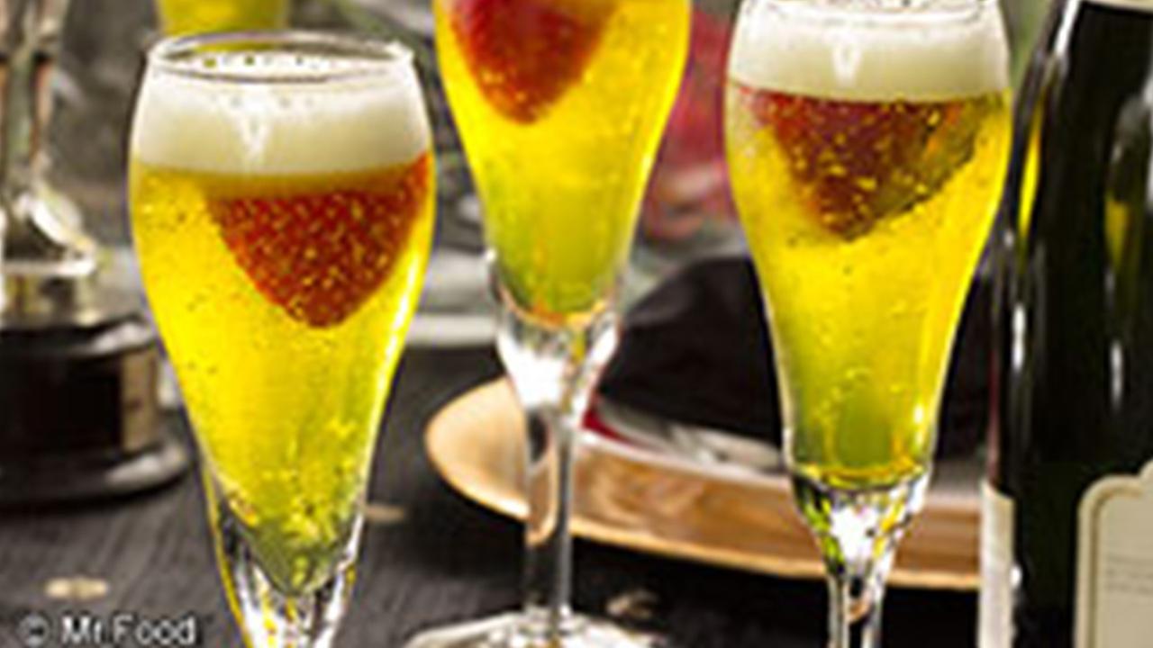 Mr Food: Oscar-Worthy Bubbly Parfaits
