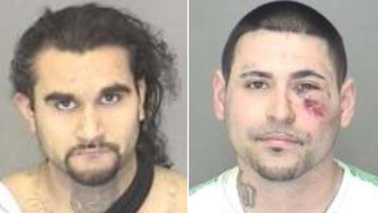 Jaime Caudillo, 30, and Steven Rincon, 24.