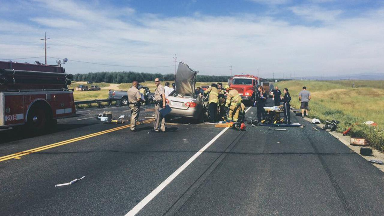 Highway 41 crash