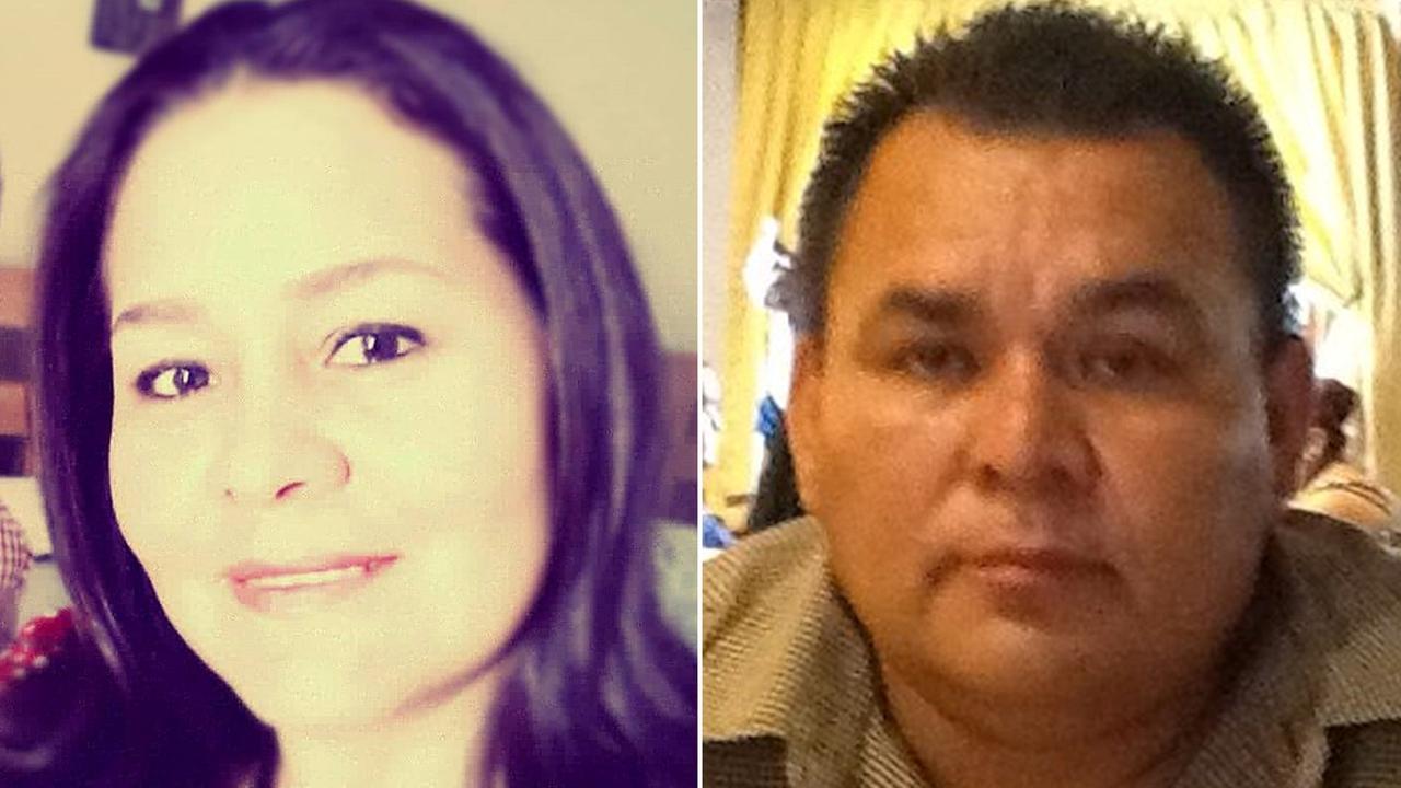Georgina Rojas-Medina and Gerardo Tovar