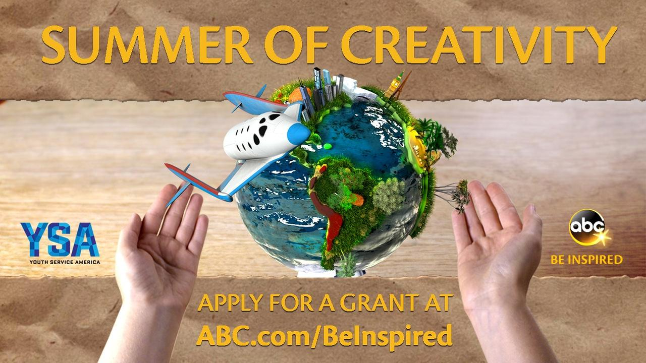Summer of Creativity Grants available for Local Kids