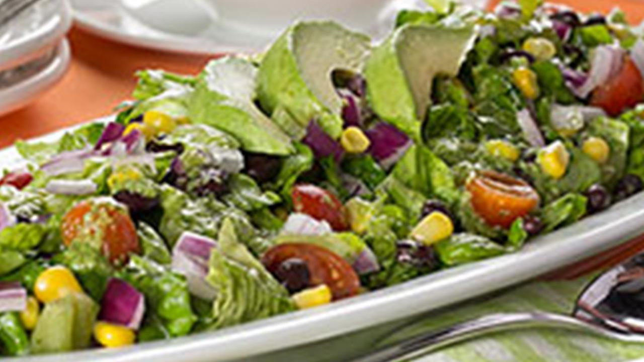 Southwestern Salad Toss