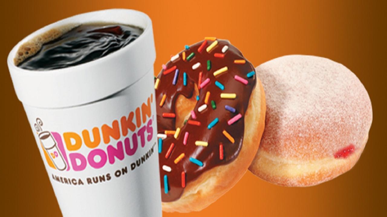 Acepto recibir novedades de Dunkin Donuts Enviar Iced Fresa