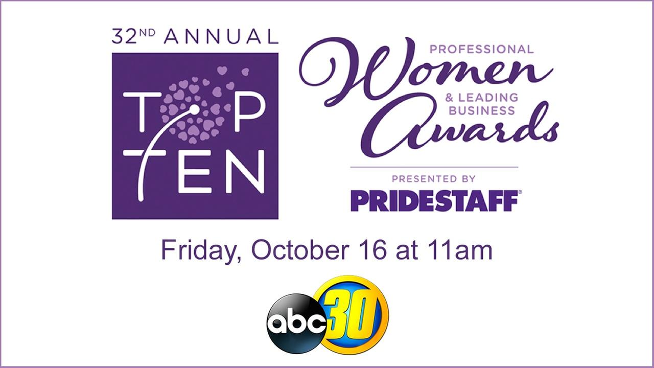Top Ten Professional Women and Leading Business Awards Luncheon