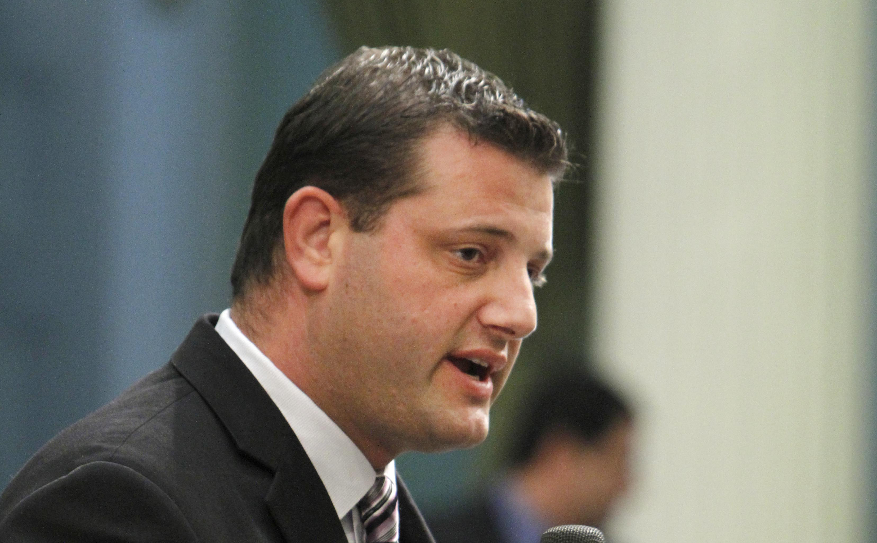 Republican Rep. David Valadao (R-Hanford) conceded to Democrat T. J. Cox on Thursday in the 21st Congressional District race.