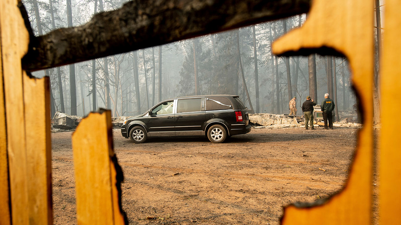 Northern California sheriff reports 6 more fatalities, matching deadliest wildfire in state history; 31 dead statewide