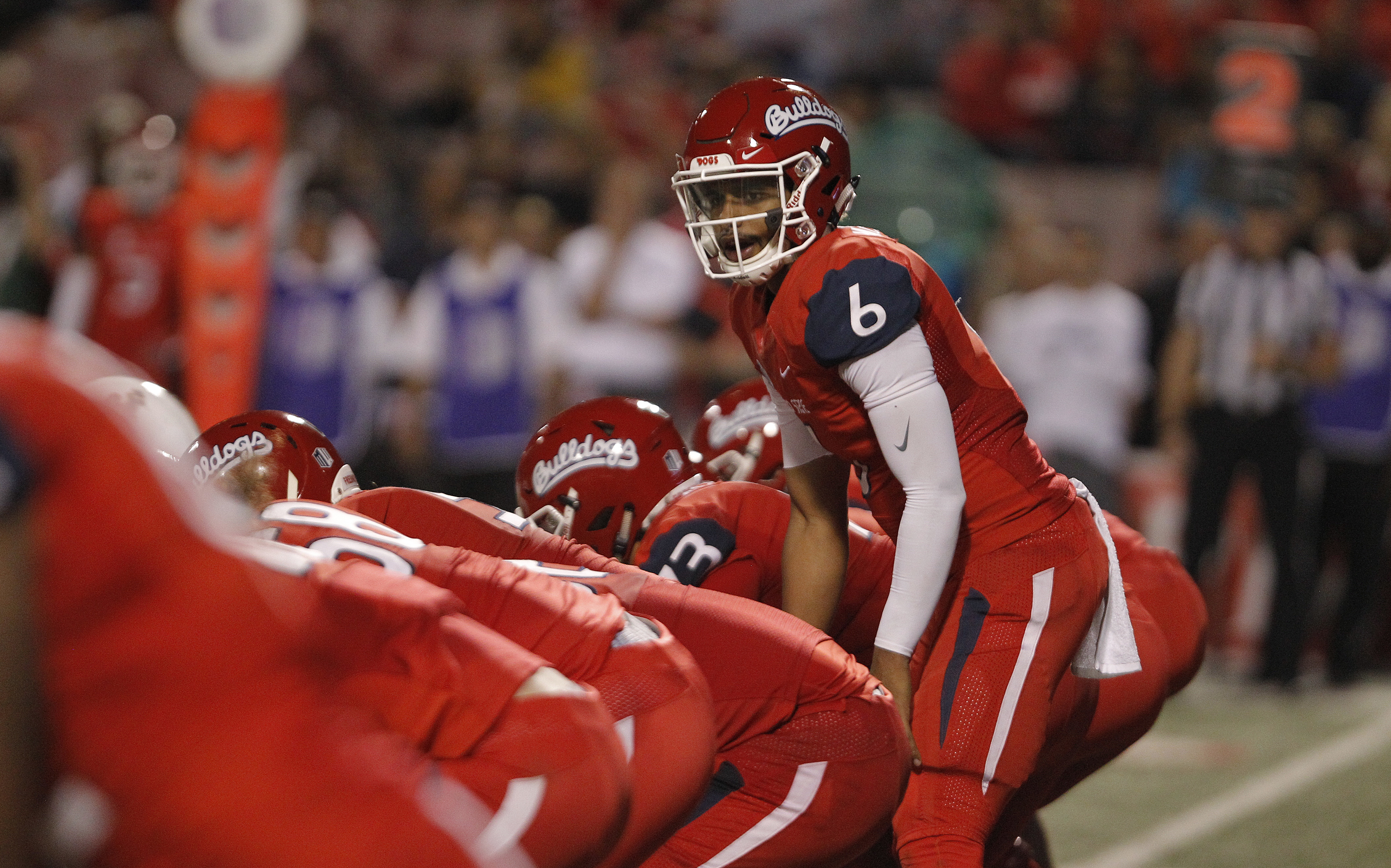 Fresno State returns to Coaches Poll Top 25, finishes just outside AP Poll