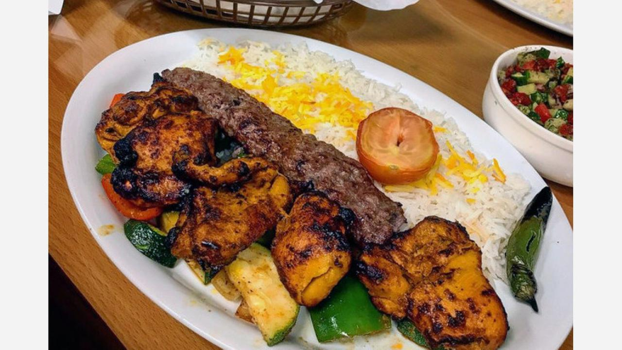 Caspian Grill. | Photo: Jose N./Yelp