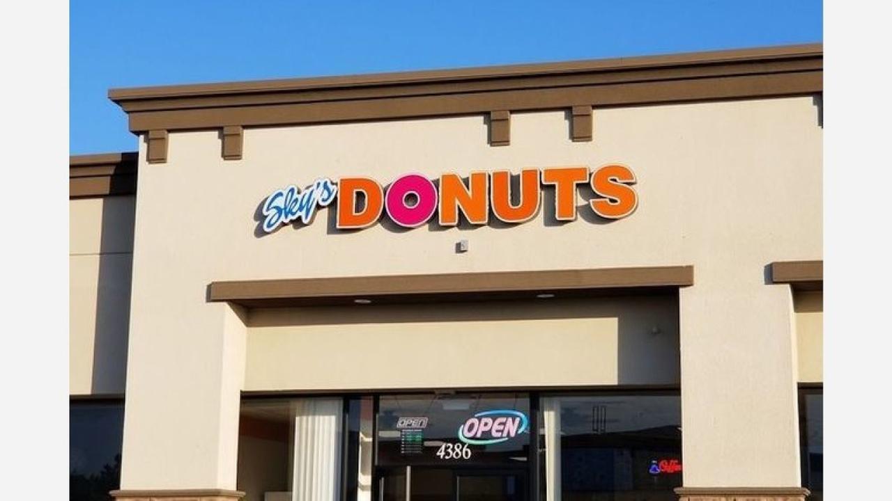 Skys Donuts. | Photo: John B./Yelp