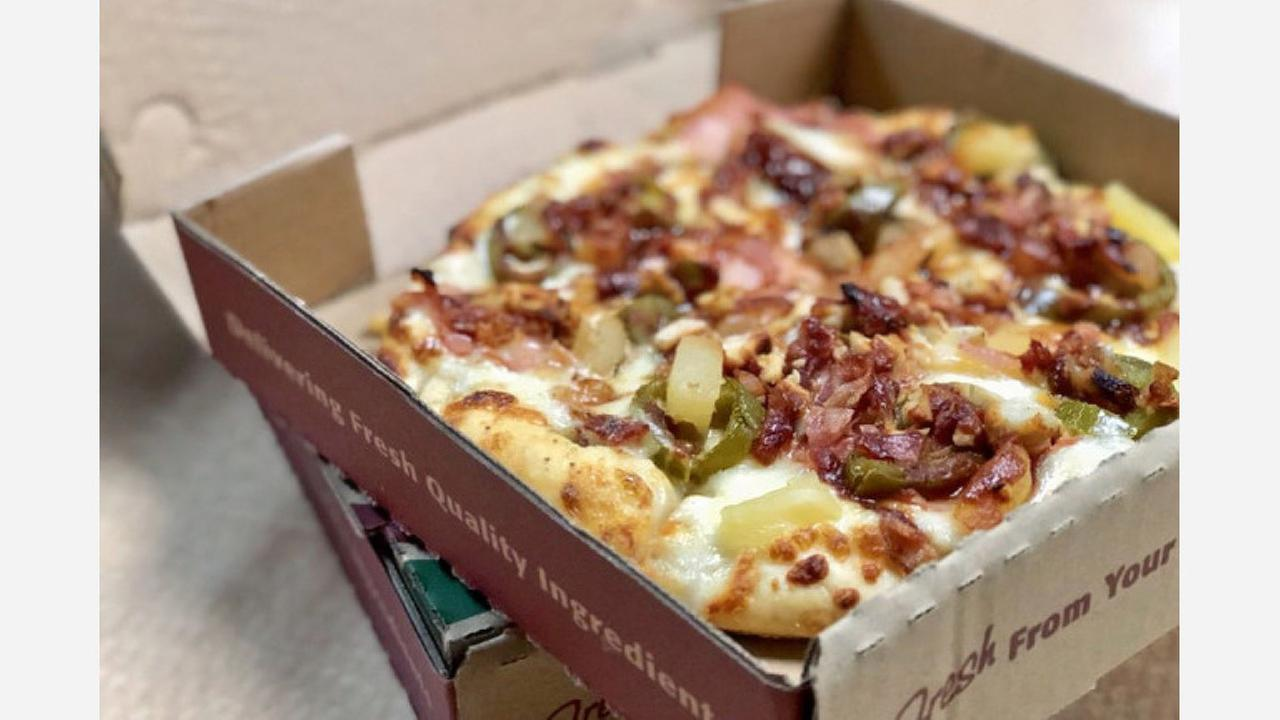 Premier Brick Oven Pizza. | Photo: Ann S./Yelp