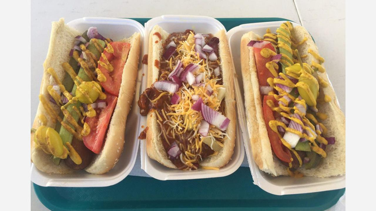 Brown Bears Hot Dogs. | Photo: Klare V./Yelp