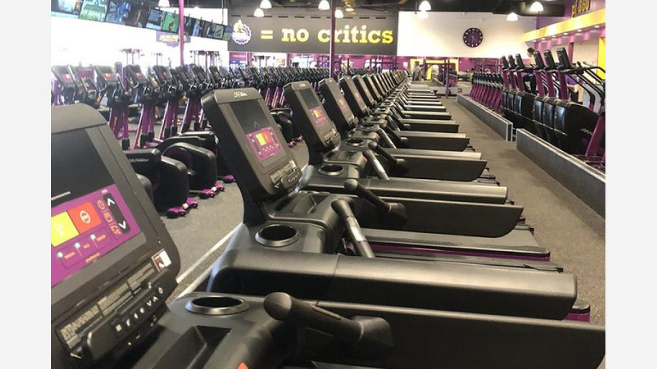 Planet Fitness. | Photo: Apperson2 J./Yelp