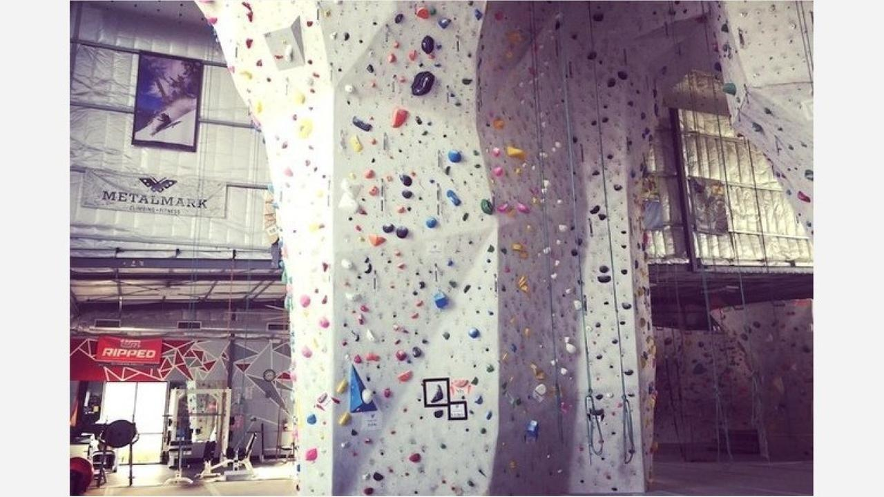 MetalMark Climbing and Fitness. | Photo: Aurelio B./Yelp