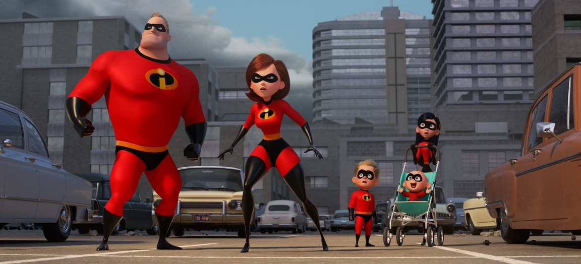 Image: Incredibles 2/Disney Pixar