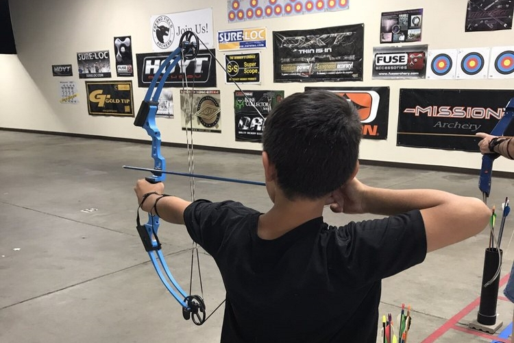 Impact Archery. | Photo: Colleen W./Yelp