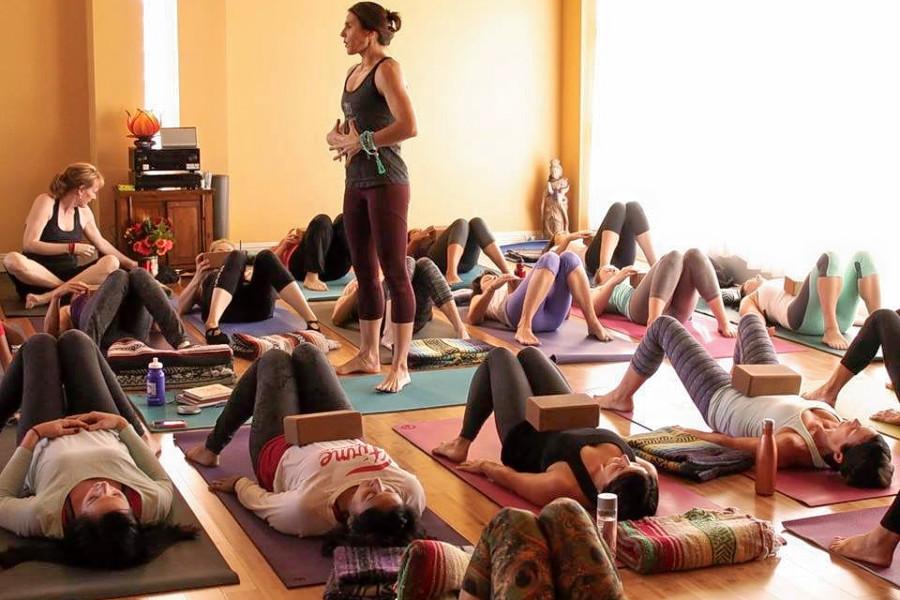 Coil Yoga. | Photo: Katie F./Yelp