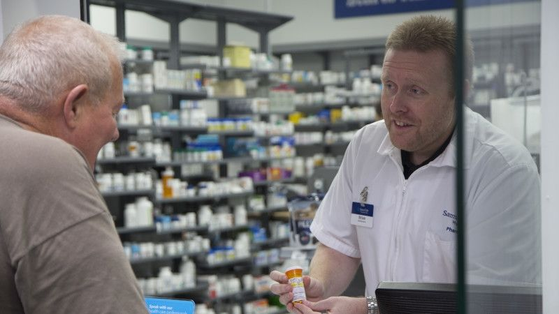 Sams Club is hiring pharmacists in Fresno. | Photo: Glassdoor