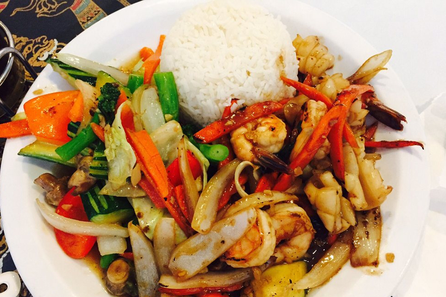 Thai Country Restaurant. | Photo: Dave L./Yelp