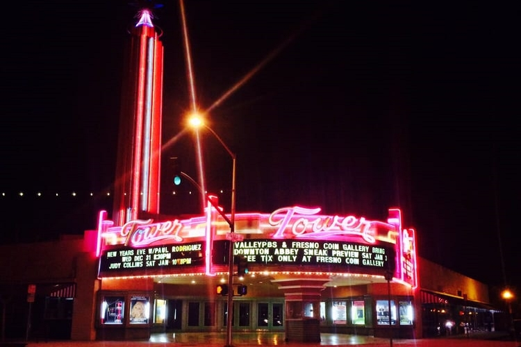 The Tower Theater. | Photo: Candy R./Yelp