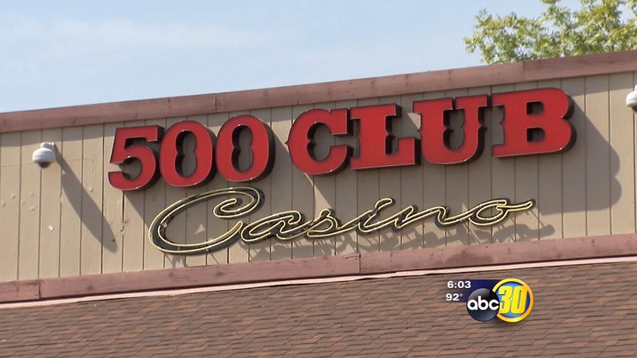 500 Club in Clovis issued interim gaming license
