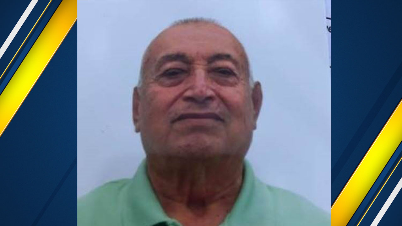 The Atwater Police Department is looking for a missing 79-year-old man.