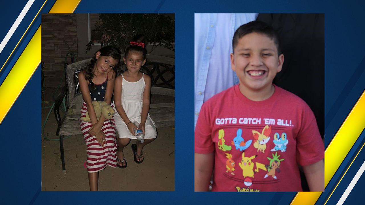 FOUND: Three children that were missing have been found