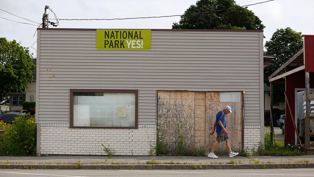 Jobs, govt distrust central to national park proposal fight