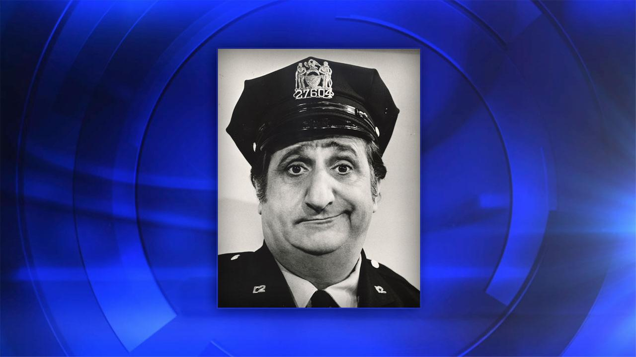 In a photo, provided in 1974 by ABC, actor Al Molinaro poses dressed as Murray the cop.