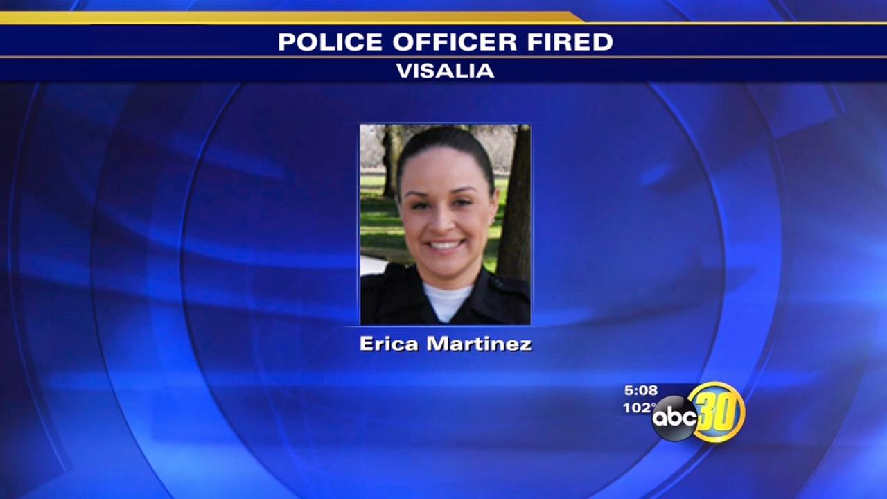 Visalia Police Officer Arrested For Dui Fired From Job