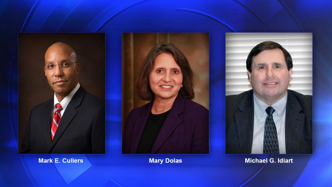 Governor Edmund G. Brown Jr. today announced the appointment of Mark E. Cullers, Mary Dolas and Michael G. Idiart to judgeships in the Fresno County Superior Court.