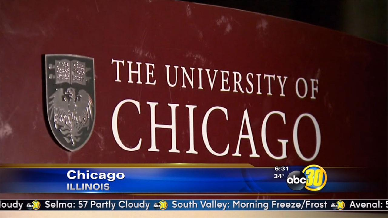 University of Chicago calls off classes over online threat