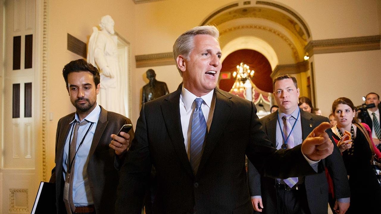 House Majority Whip Kevin McCarthy