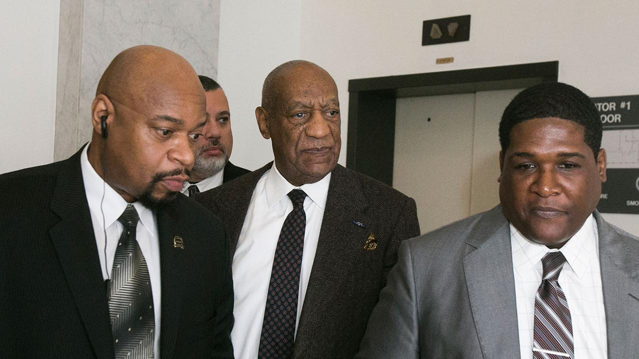 Actor and comedian Bill Cosby leaves after a court appearance Wednesday, Feb. 3, 2016, in Norristown, Pa. (Ed Hille/The Philadelphia Inquirer via AP, Pool)