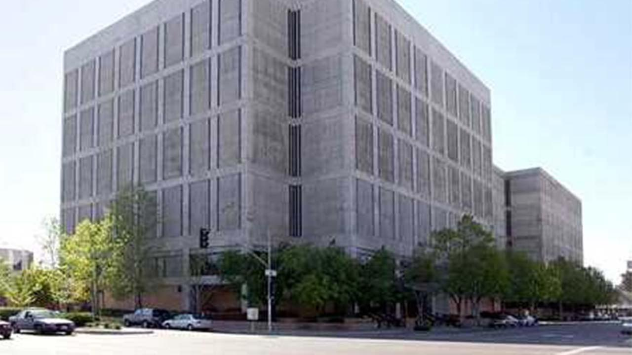 FILE - Fresno County Jail