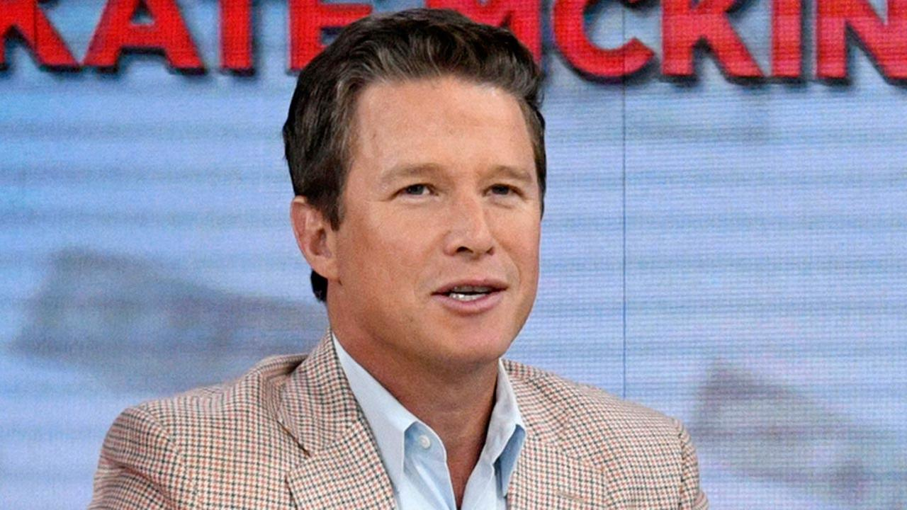 In this Sept. 26, 2016 photo released by NBC, co-host Billy Bush appears on the Today show in New York.