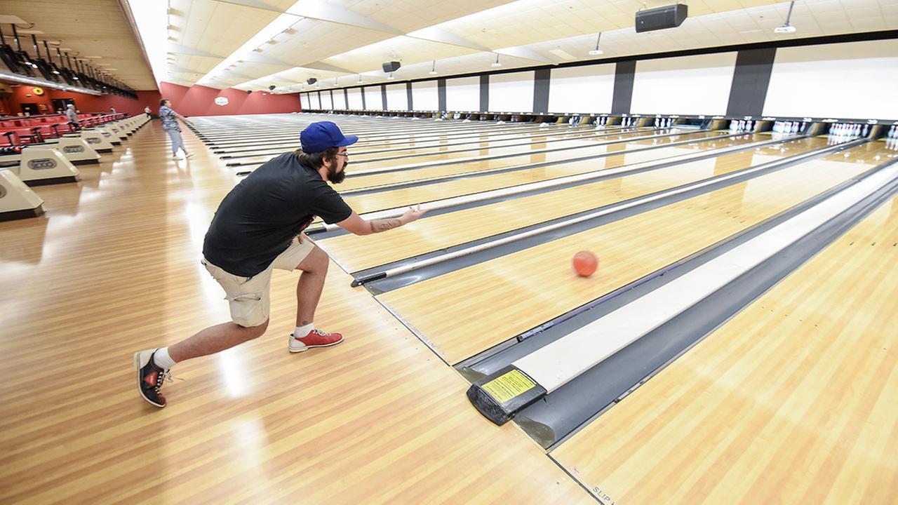 Employee Bowling League Rolls On