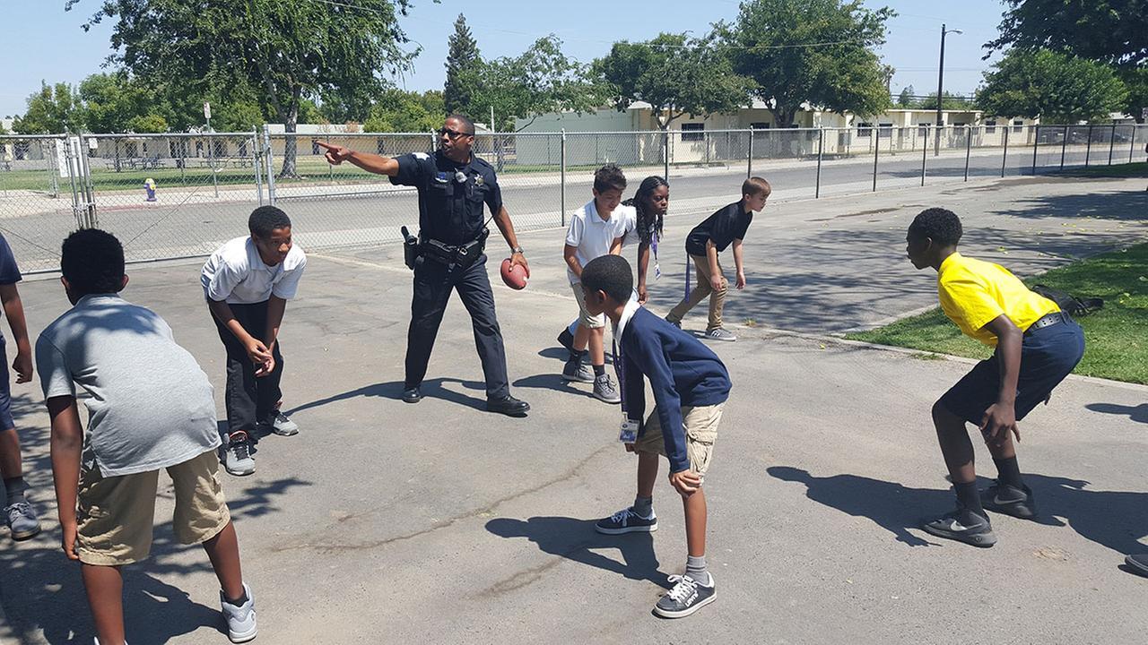 Student Neighborhood Resource Officers