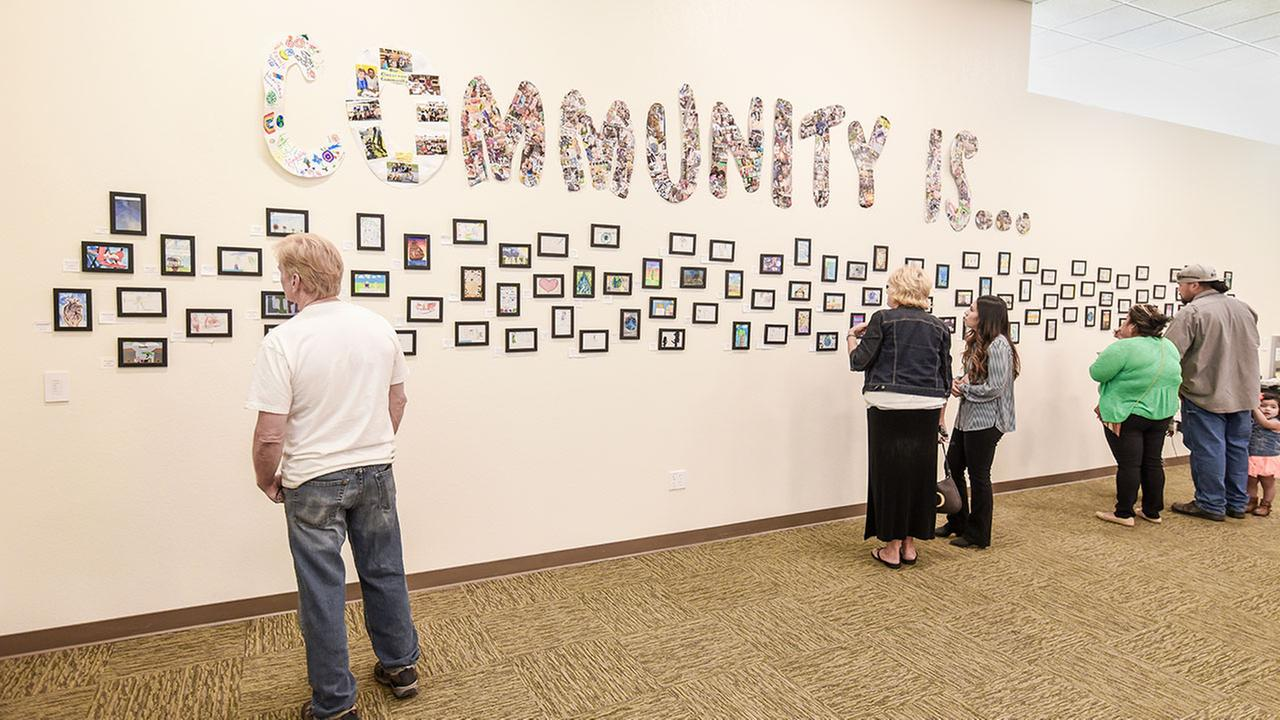 Fresno Unified Students of all Ages Exhibit at ArtHop