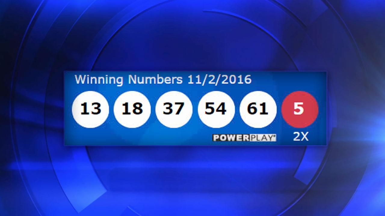 $1.3 Million Powerball ticket sold in Mendota