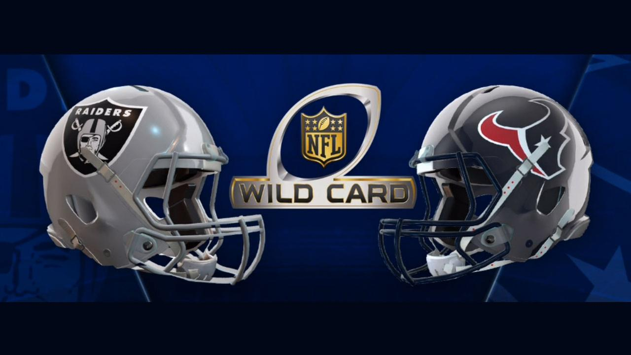 Oakland Raiders 14 | Houston Texans 27